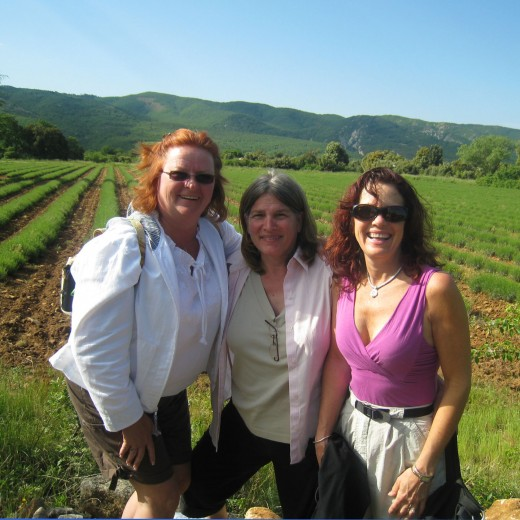 Luberon Womens Week