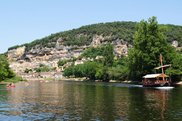 The Dordogne at La Roque-Gageac