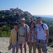In the Luberon (Gordes)