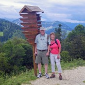 In the Salzkammergut