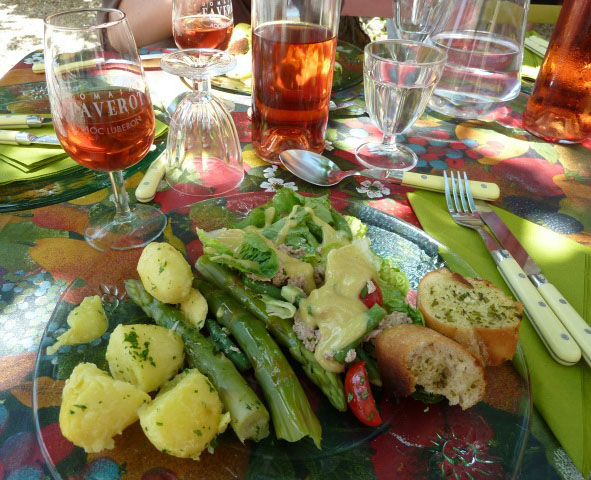 The Luberon Experience by Joanne