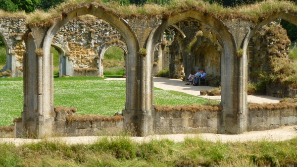 Hailes Abbey - The Cotswolds Experience