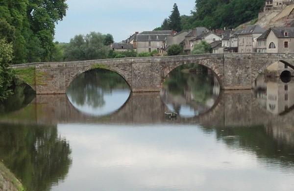 Terrasson bridge