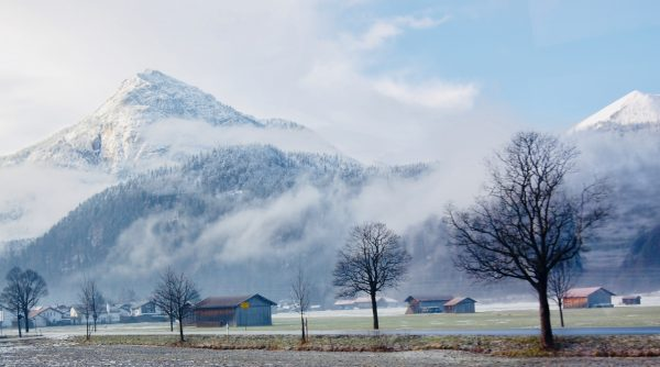 Bavarian Alps - European Christmas Experience