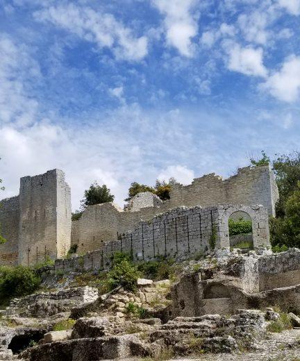 Fort de Buoux - Luberon Experience