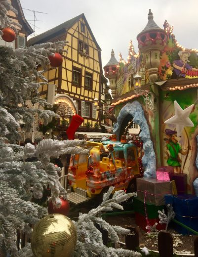 Christmas in Colmar, European Christmas Experience