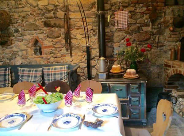 Farewelll dinner, Alsace Experience