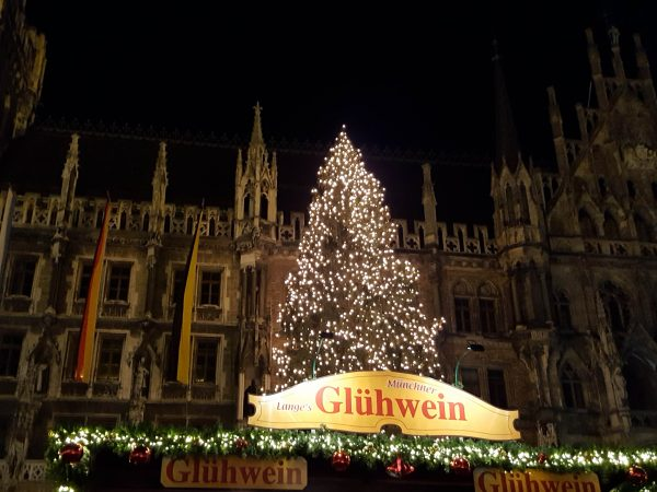 Christkindlmarkt in Munich