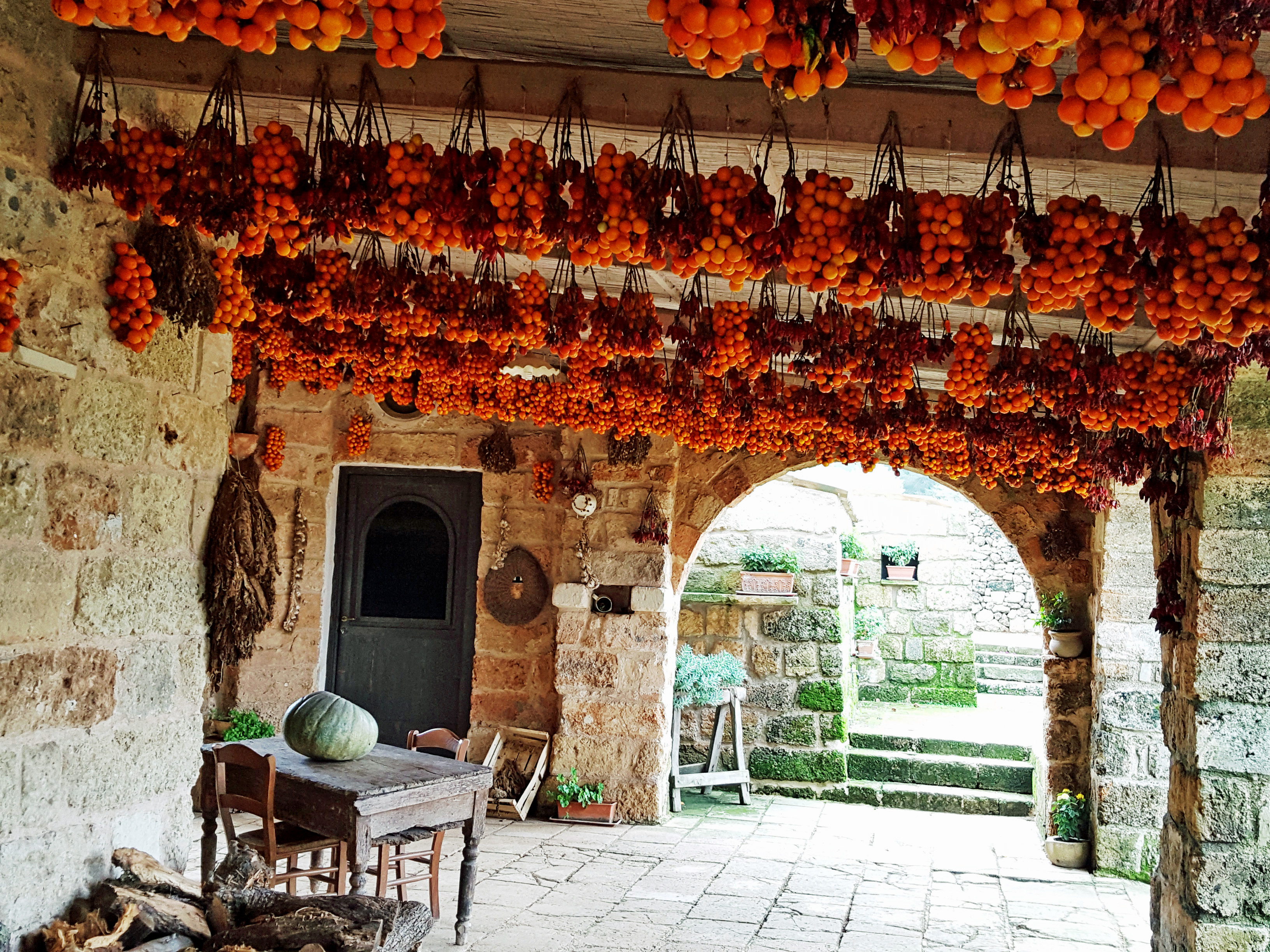 Masseria on the Salento peninsula