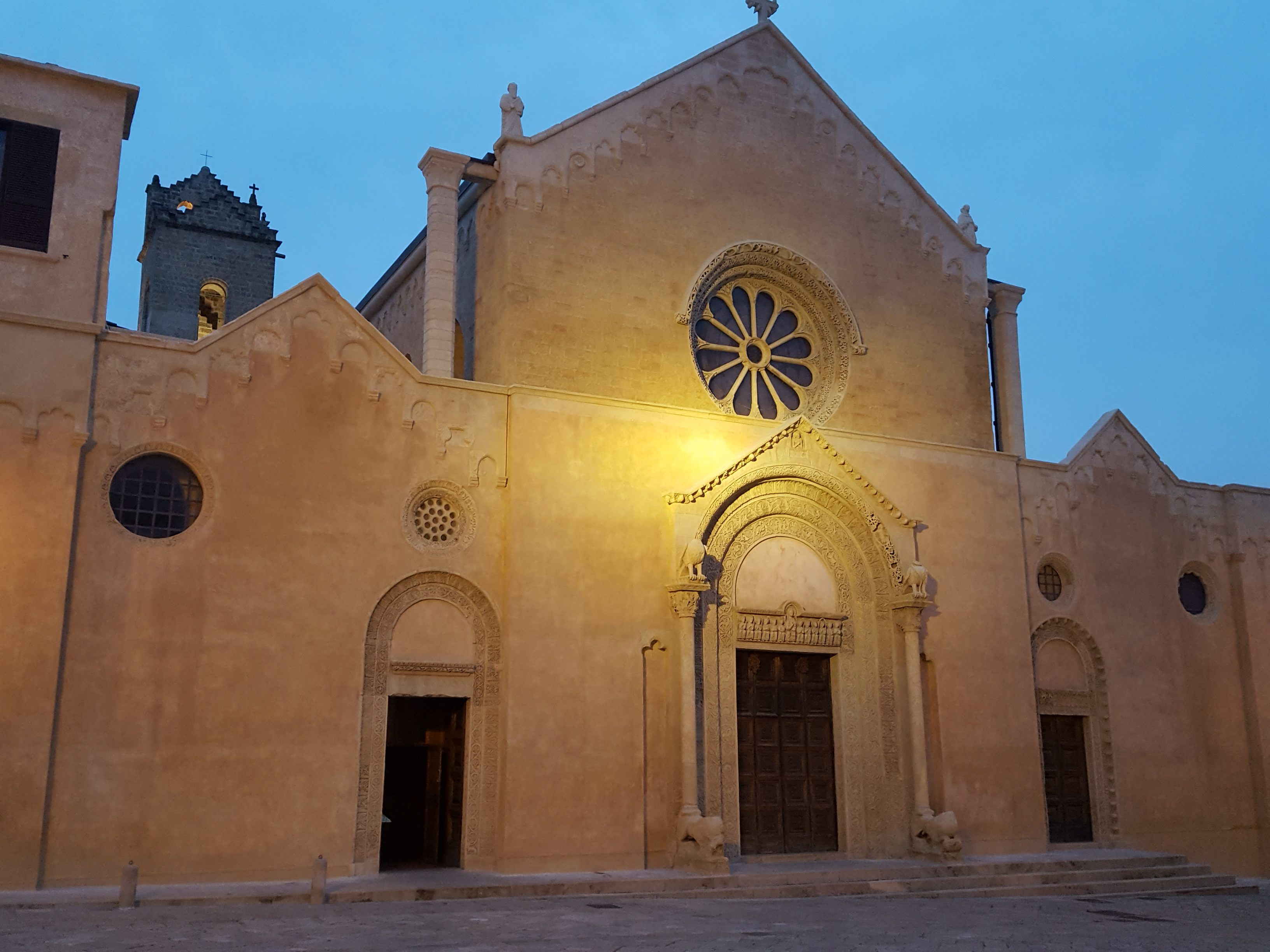 Santa Caterina d'Alessandria church in Galatina