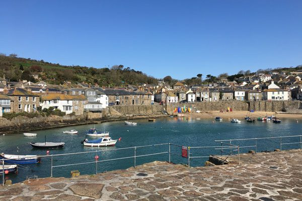 Mousehole harbor - The Cornwall Experience