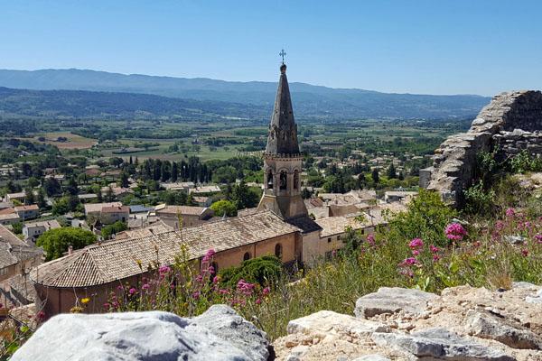 Saint-Saturnin lès Apt - The Luberon Experience