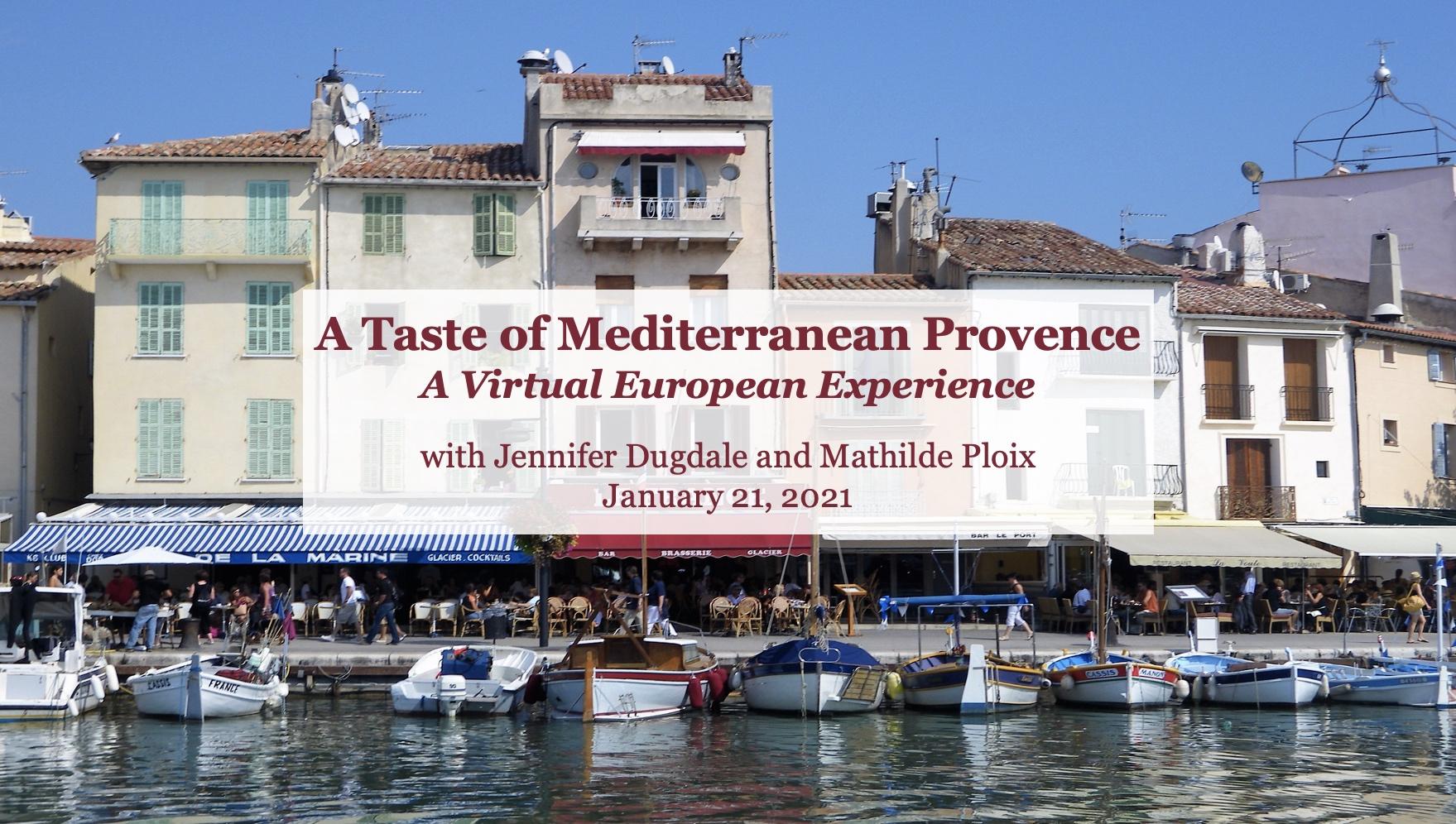 Mediterranean Provence