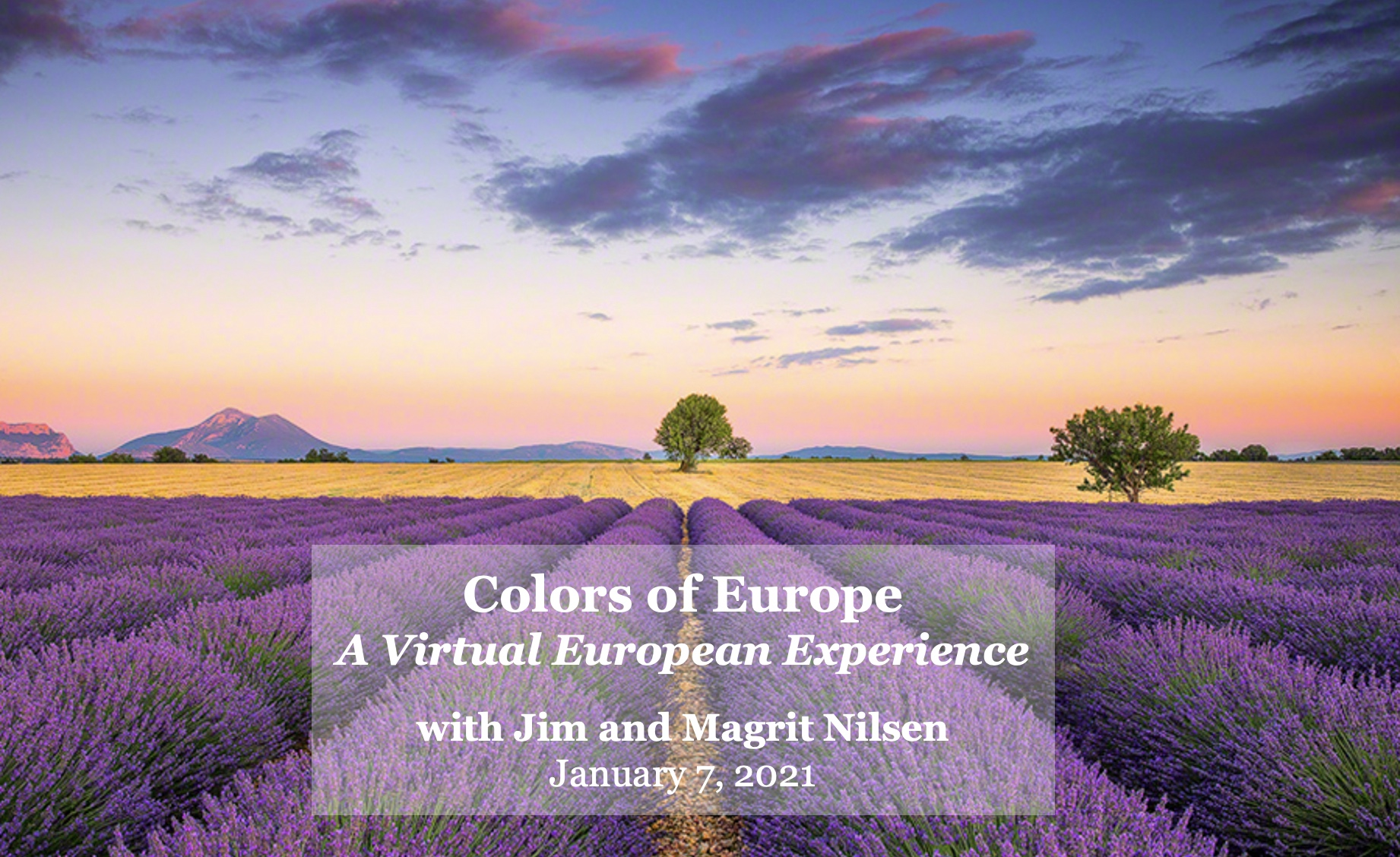Colors of Europe