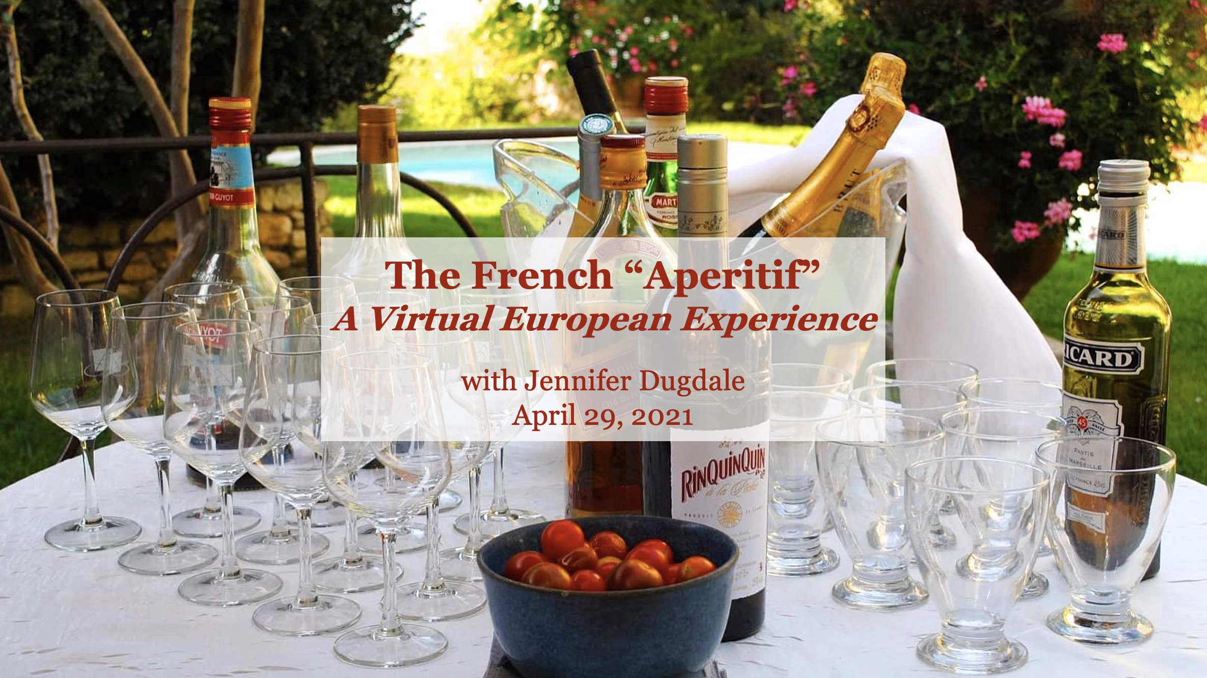 The French Aperitif