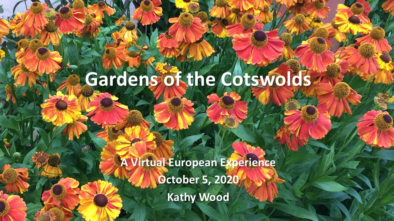 Favorite Gardens of the Cotswolds