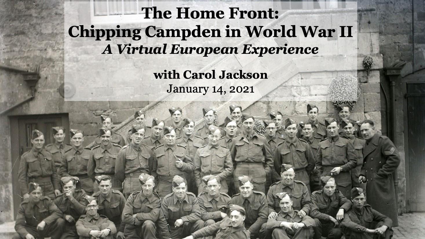 Chipping Campden War Years